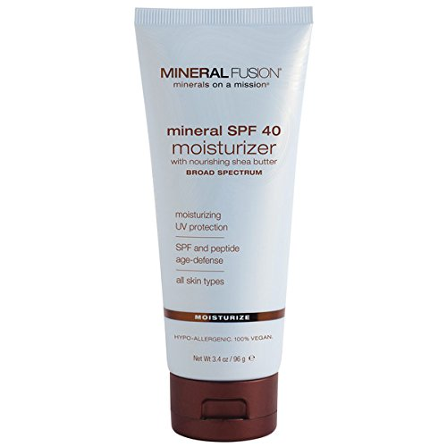 Moisturizer With Mineral Sunscreen