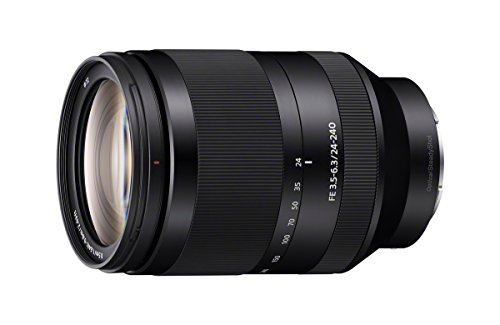 Sony SEL24240 FE 24-240mm f/3.5-6.3 OSS Zoom Lens for Mirrorless Cameras