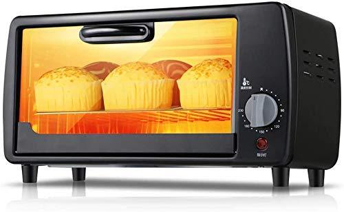 9L Black Mini-four instelbare temperatuur 0-230 □ Three-Layer Baking Position Household Baking Multifunctionele Fully…