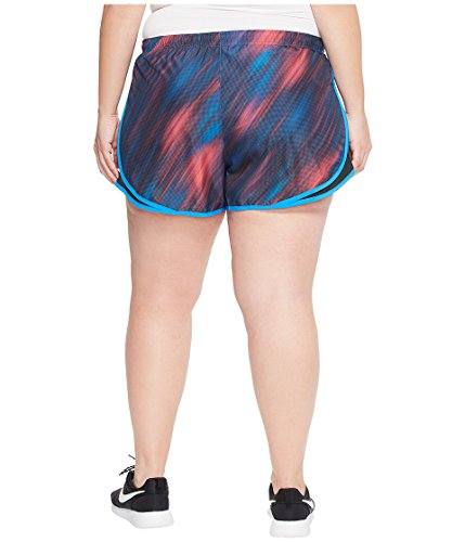 Tempo Black Pink Women's Racer Short NIKE Wolf Pink Racer Grey 6xO1qwf