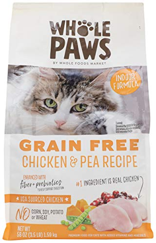 Whole Paws, Cat Food Dry Chicken Grain Free, 56 Ounce 3