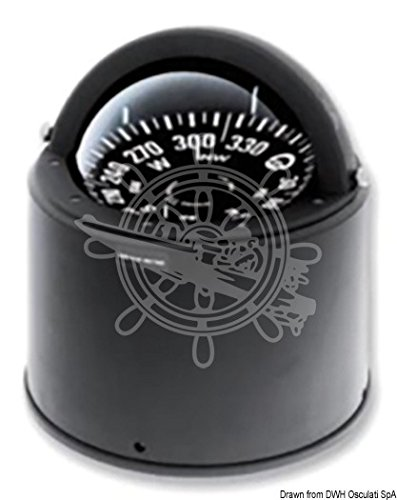 Osculati Rivieraボートマリンコンパス5 130 mm for Sail Boat Bollards with Binnacle B01DPVQ23Y