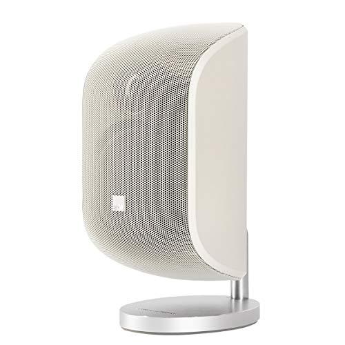 Bowers & Wilkins Mini Theatre M-1 Satellite Speaker (Each) - Matte White