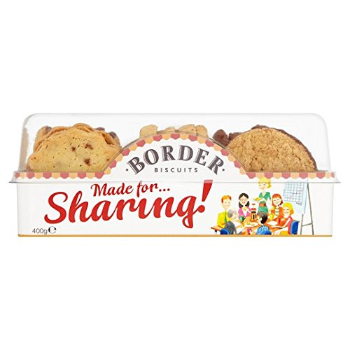 Br Biscuit (Border Biscuits Sharing Pack 400G)