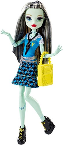 Monster High First Day of School Frankie Stein Doll]()