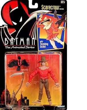 Batman: The Animated Series > Scarecrow Action Figure