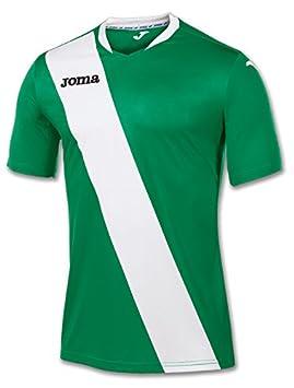 Joma 100158 - Camiseta de equipación de Manga Corta para Hombre: Amazon.es: Zapatos y complementos