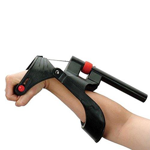 Gymforward Wrist Strength Exerciser Adjustable Forearm Trainer Arm Strengthener for Bodybuilding Crossfit by Gymforward