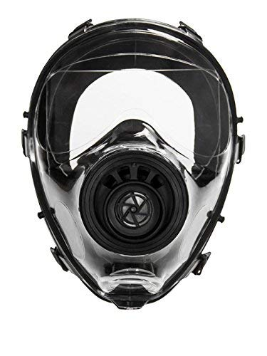 Child (Youth - Small) Full-face Gas Mask, Anti-Gas Respirator Mask - Resistant to Chemical Agents and Aggressive Toxic Substances - Suitable for Pesticide and Chemical Protection - SGE 150 S/M