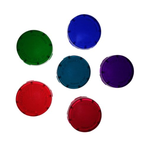 Pentair 650019 Kwik Change Color Lens Cover Replacement Kit SpaBrite and AquaLight Pool/Spa (Pool Light Covers)