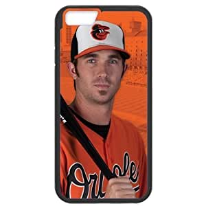MLB iPhone6 Black Baltimore Orioles cell phone cases&Gift Holiday&Christmas Gifts NBGH6C9124940