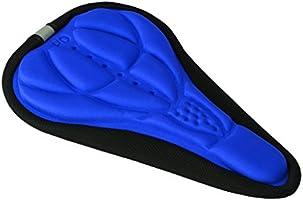 Cubierta Funda de Asiento Sillín Esponja 3D Amortiguador para ...