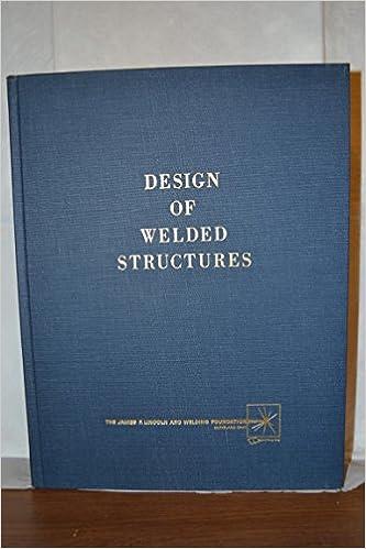 Design of welded structures, Paperback – 1966