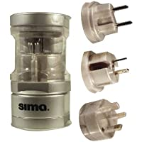 Sima Sip-3 Intl Travel Powerplugset