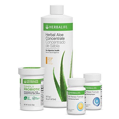 DIGESTIVE HEALTH PROGRAM MANGO FLAVOR/COMBO KIT HERBALIFE by Herbalife (Image #2)