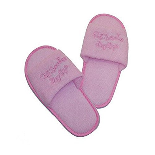 Girl Day Spa Party Costume Slippers Wholesale S Lot 4