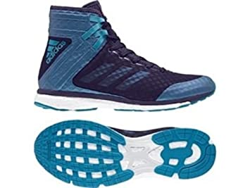 f2059bffc2e8 Image Unavailable. Image not available for. Colour  adidas boxing Speedex  16.1 Boost Boots Shoes ...