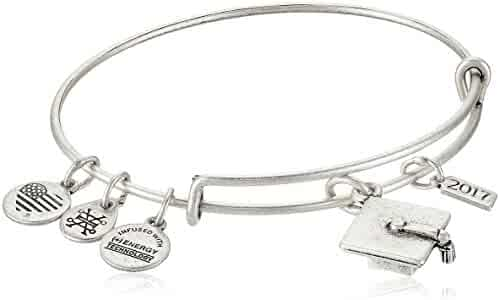 Alex and Ani Graduation Cap 2017 Bangle Bracelet