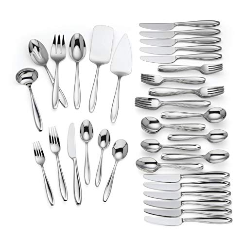 Lenox 881017 Eastbourne Flatware Set for sale  Delivered anywhere in Canada
