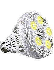 SANSI 30W Full Spectrum White Grow Light Bulb