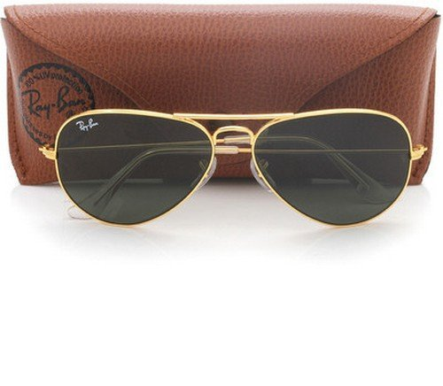 ray ban rb3025 gold
