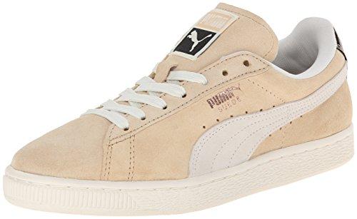 (PUMA Women's Suede Classic  Sneaker,Honey Peach,9 B US)