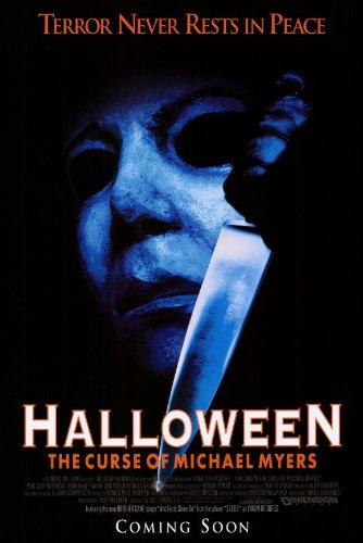 (Halloween 6: The Curse of Michael Myers 11 x 17 Movie Poster - Style)
