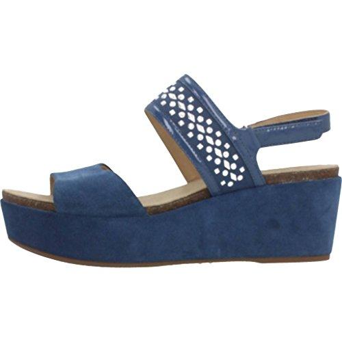 Sandales Geox 0022sd Bleu D62v1c C1010 Jalia Gray zd70Uq