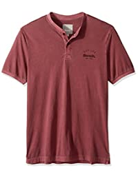 Bench mens Short Sleeve Henley