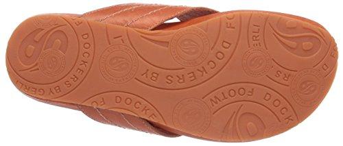 Dockers unisex by Naranja cuero Orange 930 Gerli zuecos Orange 36BR00 de rwr1ZYqx