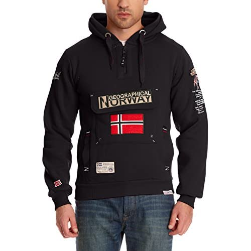 Geographical Norway – Sweat-shirt à capuche gymclass hot sale ... 97e338a7603