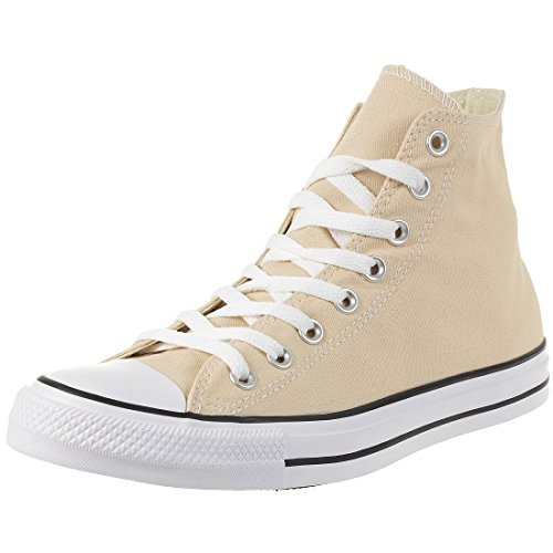 be75000c01a8f6 Converse Unisex Adults  CTAS Raw Ginger Hi-Top Trainers