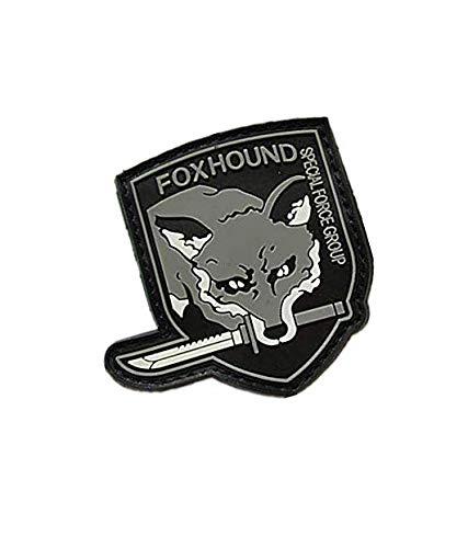 Buy foxhound velcro patch