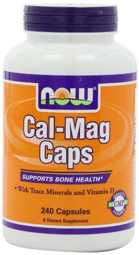ENTREPRISE Capsules Foods Cal-Mag, 240 Capsules