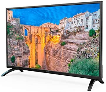 Televisor Led 32 Pulgadas HD Smart, TD Systems K32DLM8HS. Resolución 1366 x 768, 3X HDMI, VGA, 2X USB, Smart TV.: Amazon.es: Electrónica