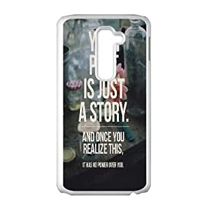 LG G2 Cell Phone Case White Your Past LV7917459