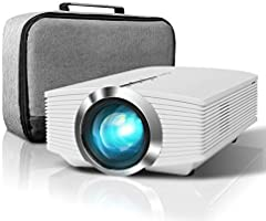 ELEPHAS LED Movie Projector
