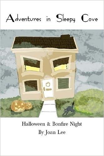 Adventures in Sleepy Cove: Halloween and Bonfire Night