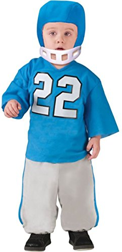 Morris Costumes Football Player Toddler 4-6
