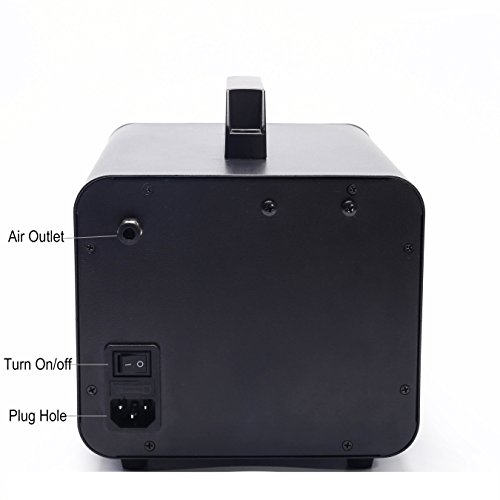 Kevinleo Scent Air Machine Portable 16,200-21,500 Square Feet, Waterless 100% Pure Essential Oil, Excellent Timer Panel from Monday to Sunday. can Hook to Air Conditioners,500ml Cartridge by Kevinleo (Image #5)