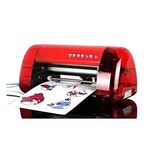 CUTOK A4 Size Vinyl Design Cutter Plotter Desktop Cutter with Contour Cut Function