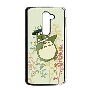 My Neighbor Totoro theme pattern design For LG G2 Phone Case
