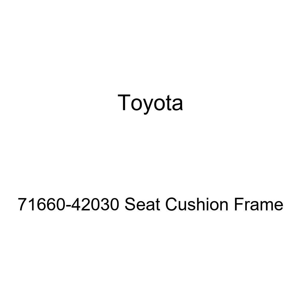 TOYOTA Genuine 71660-42030 Seat Cushion Frame
