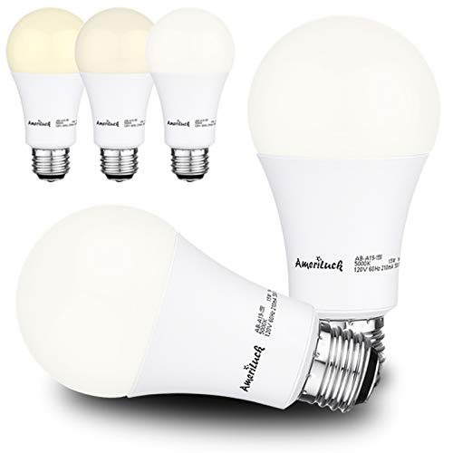 Energy Efficient 7 Led Light Bulbs 15W Incandescent