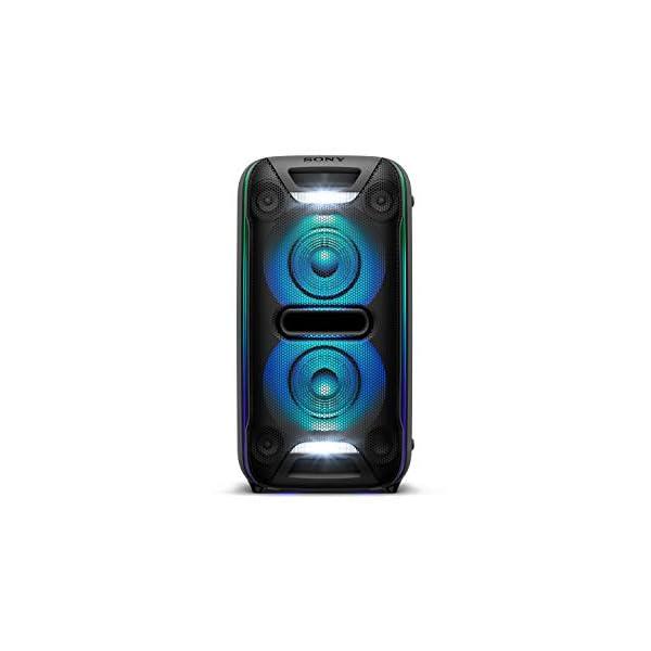 Sony GTK-XB72 Système Audio Portable high Power EXTRA BASS avec jeux de lumières 2