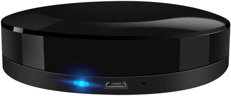 Control Remoto por Infrarrojos Inteligente, SincronizacióN Universal del TeléFono MóVil Control Remoto por Voz Control WiFi Control Remoto, Adecuado para Aparatos De Aire Acondicionado De TV: Amazon.es: Electrónica