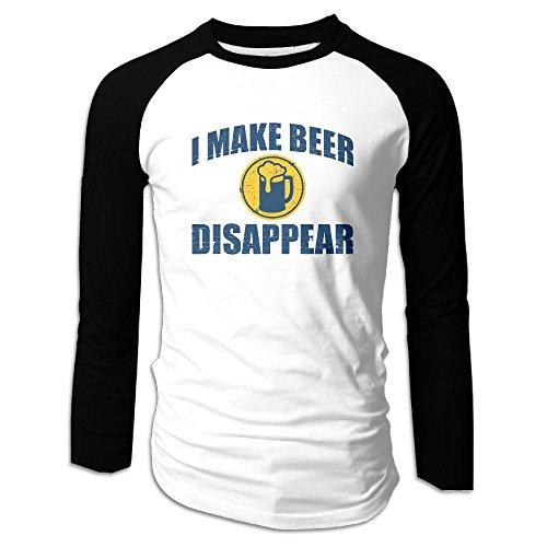 JGJKHJKBN 2I Make Beer Disappear Male Long Sleeve Shoulder (Stop And Shop Cake Order)