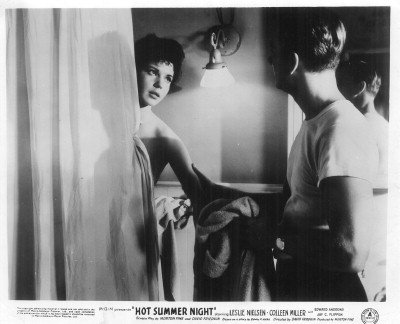 Amazon com: HOT SUMMER NIGHT LESLIE NIELSEN COLLEEN MILLER LOBBY