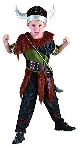 Bristol Novelty Viking Boy Costume (XL) Childs Age 9 - 11 -