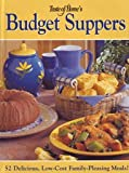 Taste of Home's Budget Suppers, Jean Steiner, 089821419X